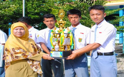 Lomba Spectacular Islamic Scout Talent